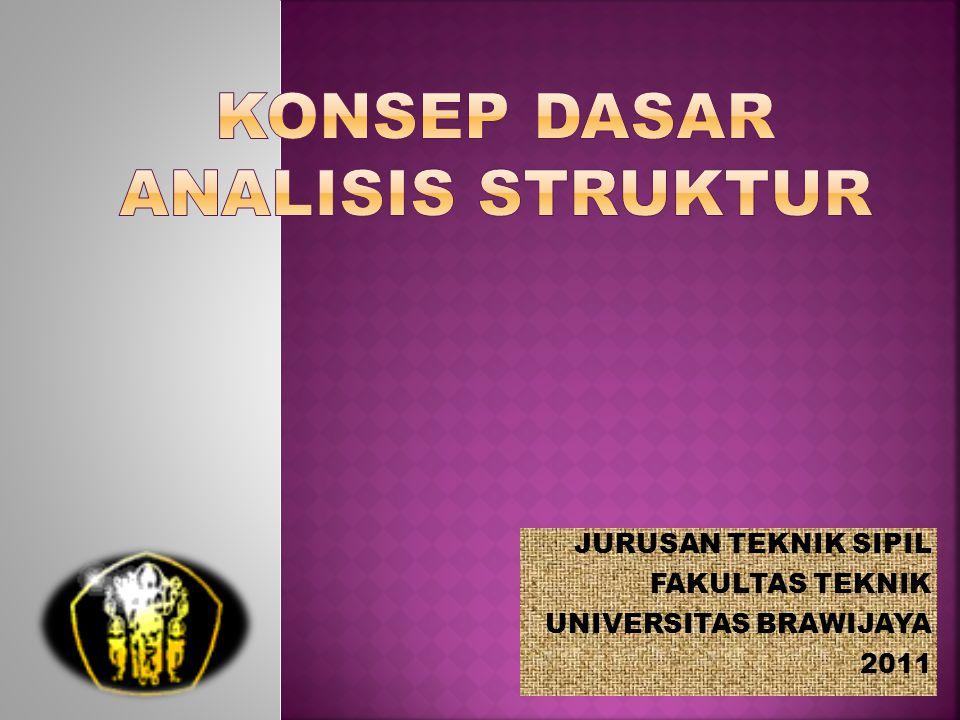 JURUSAN TEKNIK SIPIL FAKULTAS TEKNIK UNIVERSITAS BRAWIJAYA 2011