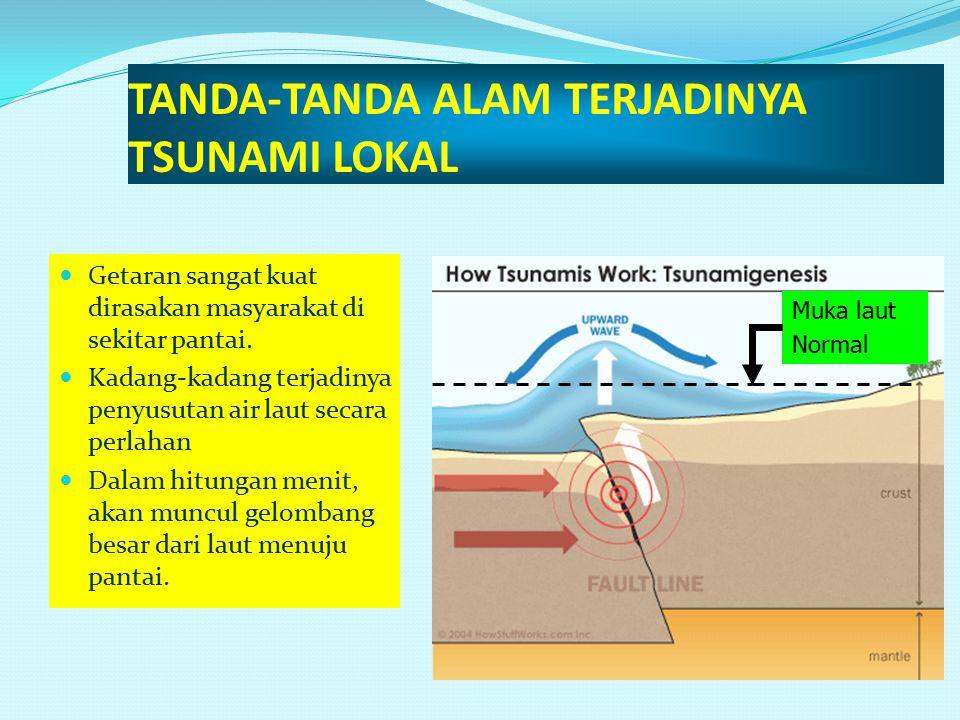 Akibat Gempabumi: Kerusakan pada bangunan. Korban jiwa/luka-luka. Trauma. Pengungsi. Kerusakan Daerah Pesisir Pantai (Tsunami).