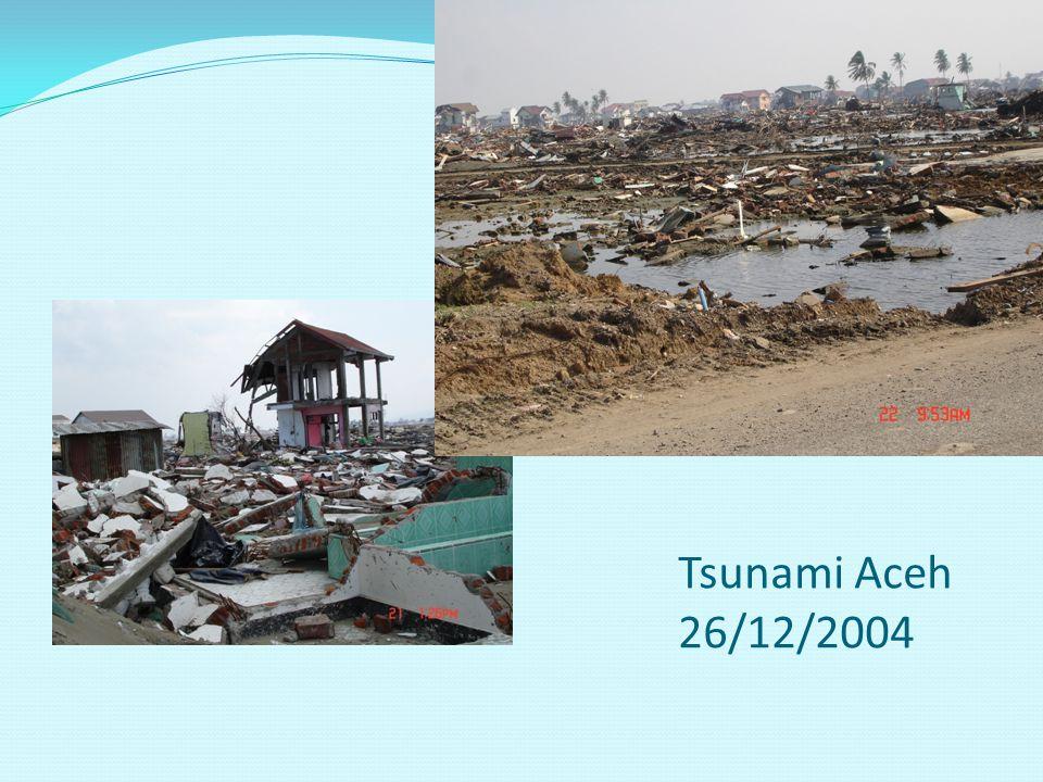 Sesudah Tsunami Sebelum Tsunami BMG