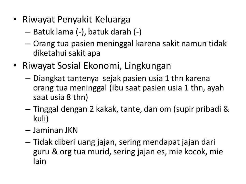 Indonesia diare persisten : infeksi diare kronis : non- infeksi.