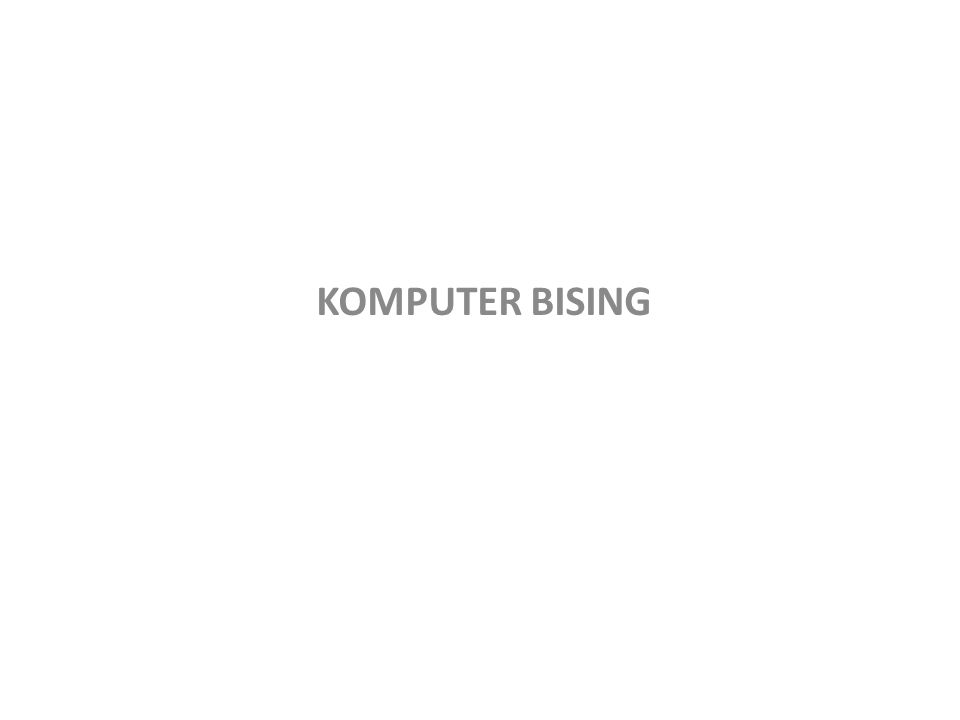 PENYEBAB KOMPUTER BISING COOLING PROCESSOR KIPAS POWER SUPPLY CASING KOMPUTER