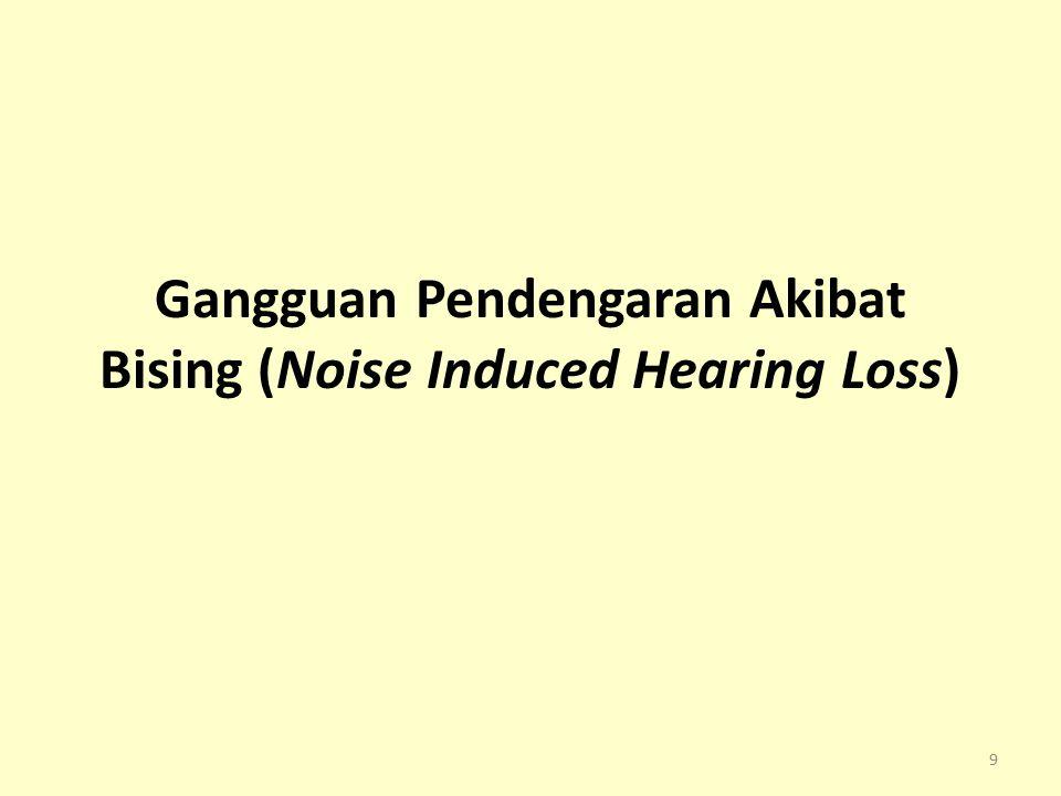 Diskusi (2) Gangguan komunikasi pada Bapak R disebabkan penurunan fungsi pendengaran pada frekuensi percakapan normal.