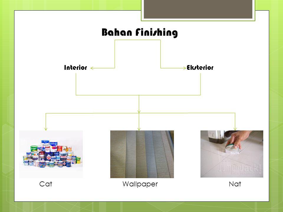 Bahan Finishing InteriorEksterior NatWallpaperCat