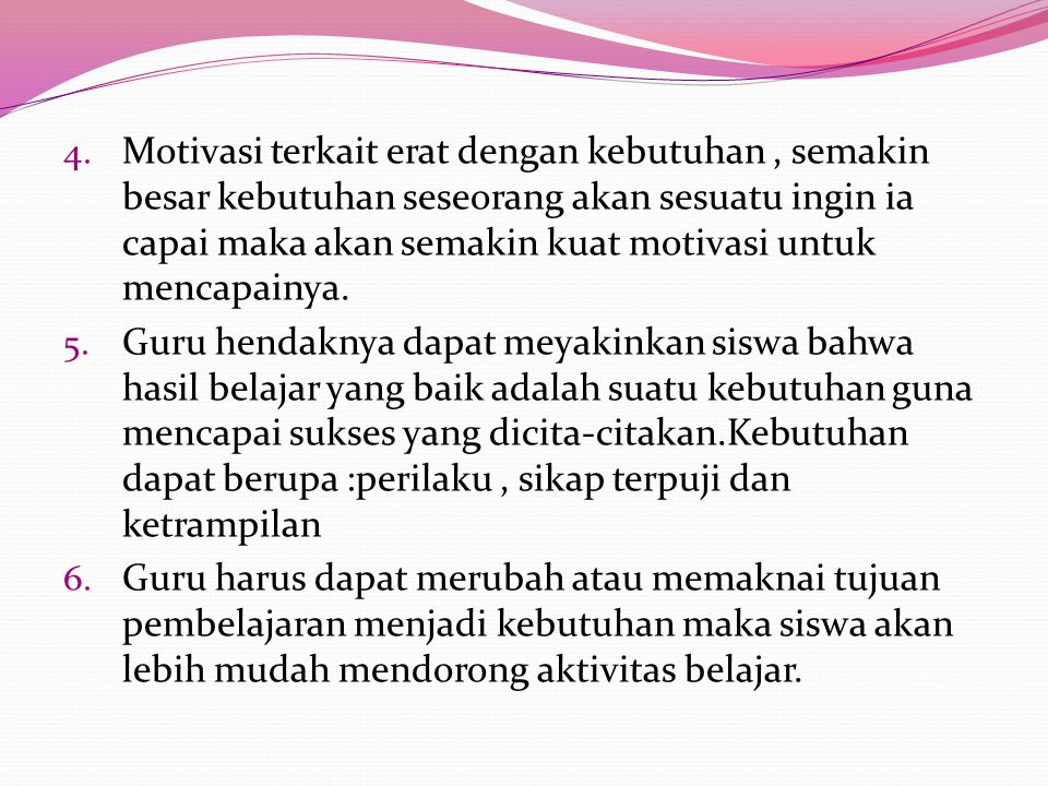 PRINSIP PERBEDAAN INDIVIDUAL(8) 1.