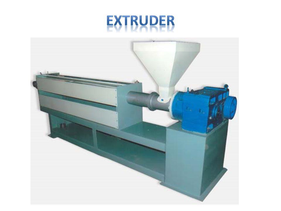 Barrel merupakan silinder yang membentang dari feed throat sampai ujung screw.