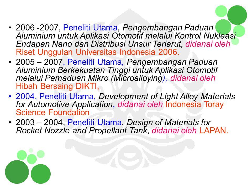 Format Baru Hibah Pengmas 2009 Format baru 2009Format lamaAnggaranDurasi Ipteks bagi Masyarakat (I b M) Penerapan Ipteks dan Vucer Rp.