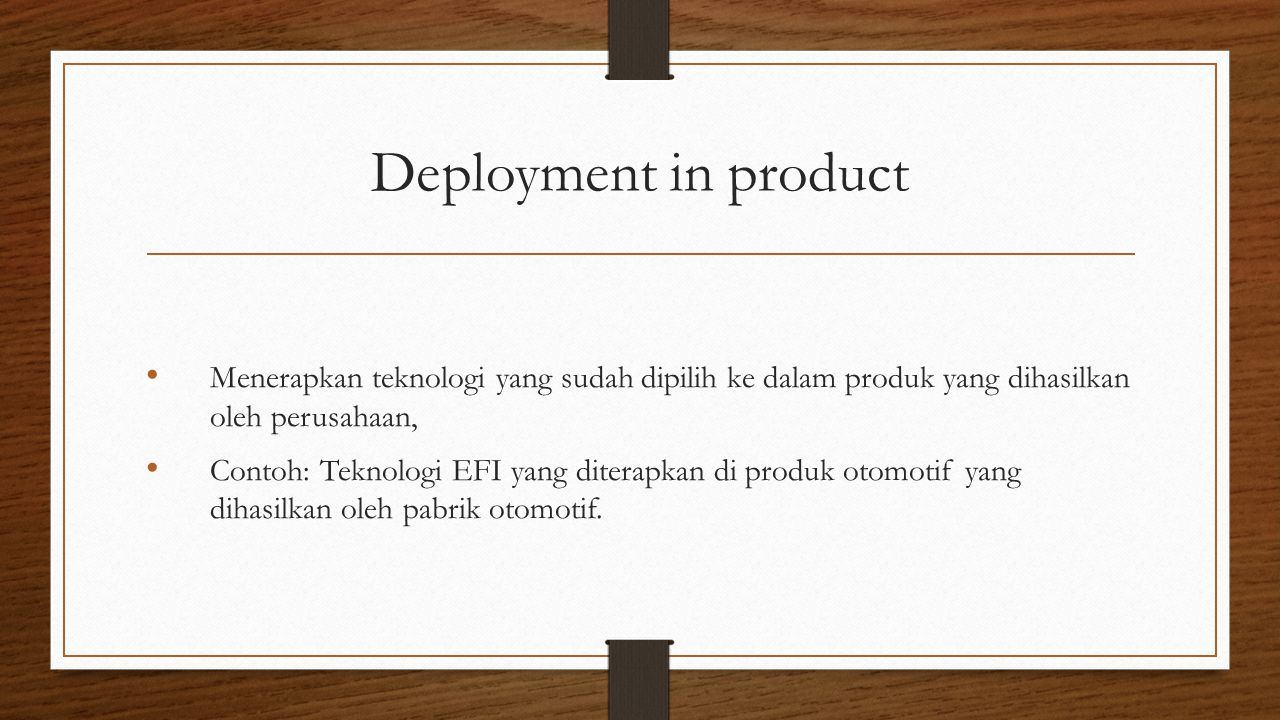 2.Formulating of Tech.
