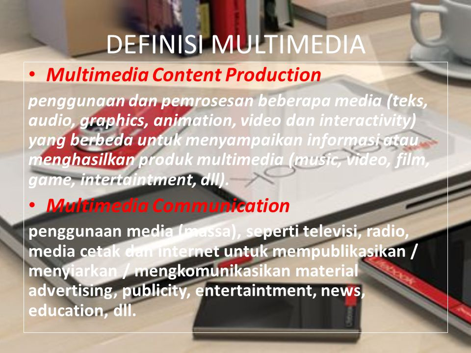 KATEGORI MULTIMEDIA Bentuk Linier suatu multimedia yang tidak dilengkapi dengan alat pengontrol apapun yang dapat dioperasikan oleh pengguna.