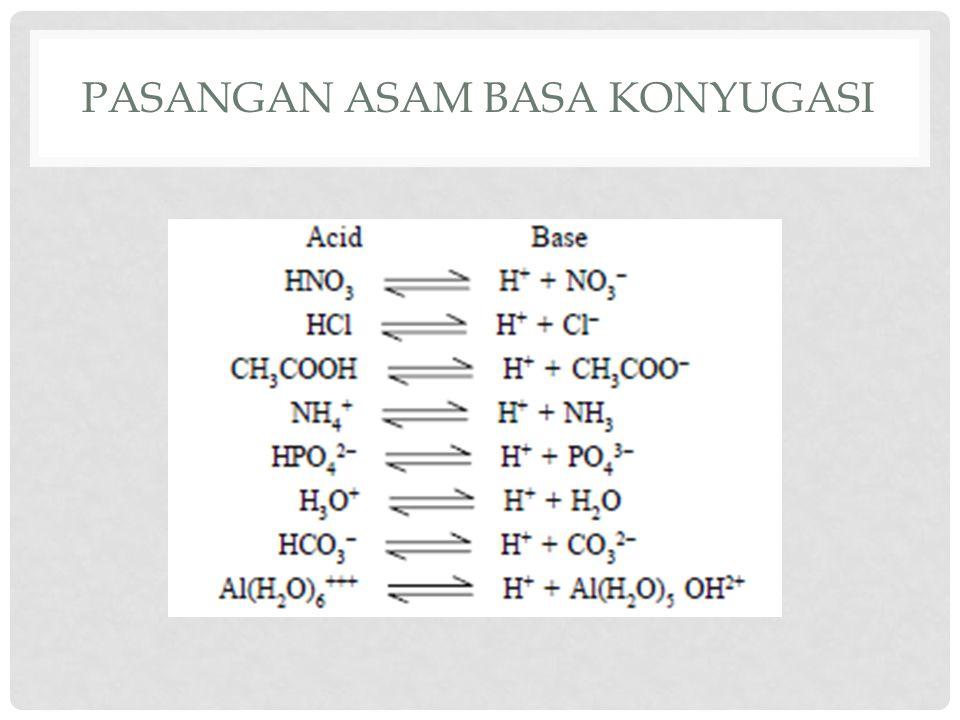 RUMUS UMUM TITRASI Rumus umum titrasi asam basa sama dengan rumus umum titrasi yaitu V1.N1 = V2.N2 Pembakuan titran perlu dilakukan untuk mengetahui normalitas titran yang nantinya akan digunakan untuk menentukan kadar sampel