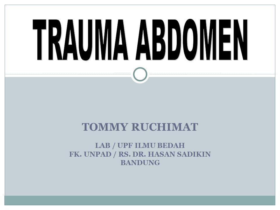 OBJEKTIF Memahami anatomi abdomen.