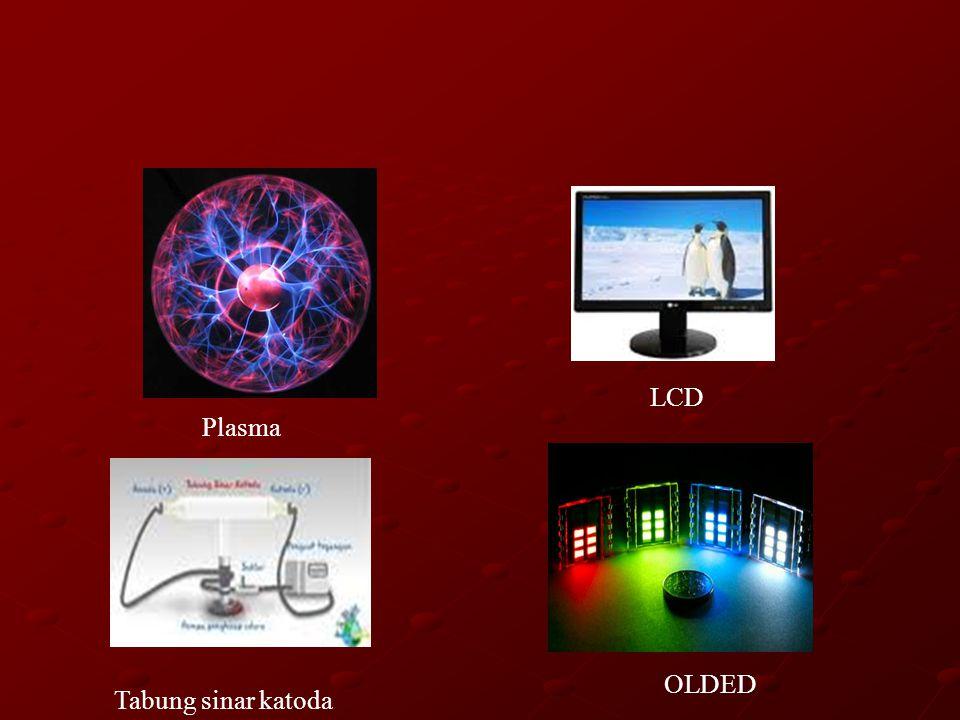 OLDED Organic Light-Emitting Diode (OLED) atau dioda cahaya organik adalah sebuah semikonduktor sebagai pemancar cahaya yang terbuat dari lapisan orga