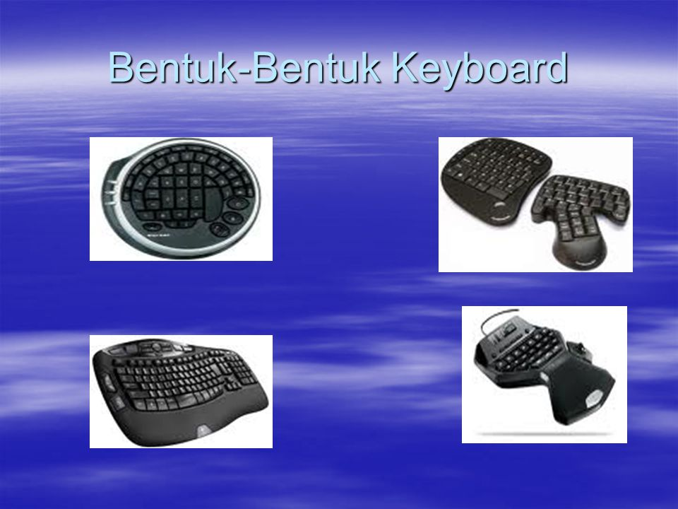 KEYBOARD Papan ketik (keyboard ; bahasa Inggris) atau kibor adalah peranti untuk mengetik atau memasukkan Huruf, Angka atau simbol tertentu ke Perangk