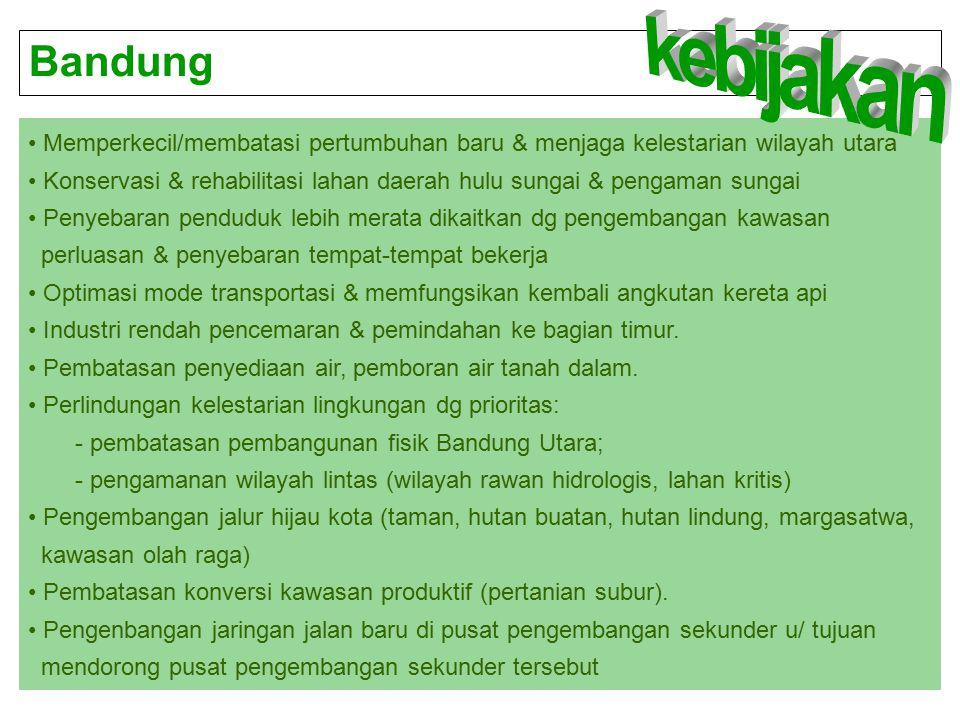 Makassar Penentapan bbrp kawasan menjadi kawasan lindung yang meliputi: perlindungan setempat, suaka alam & cagar budaya, serta kawasan rawan bencana.