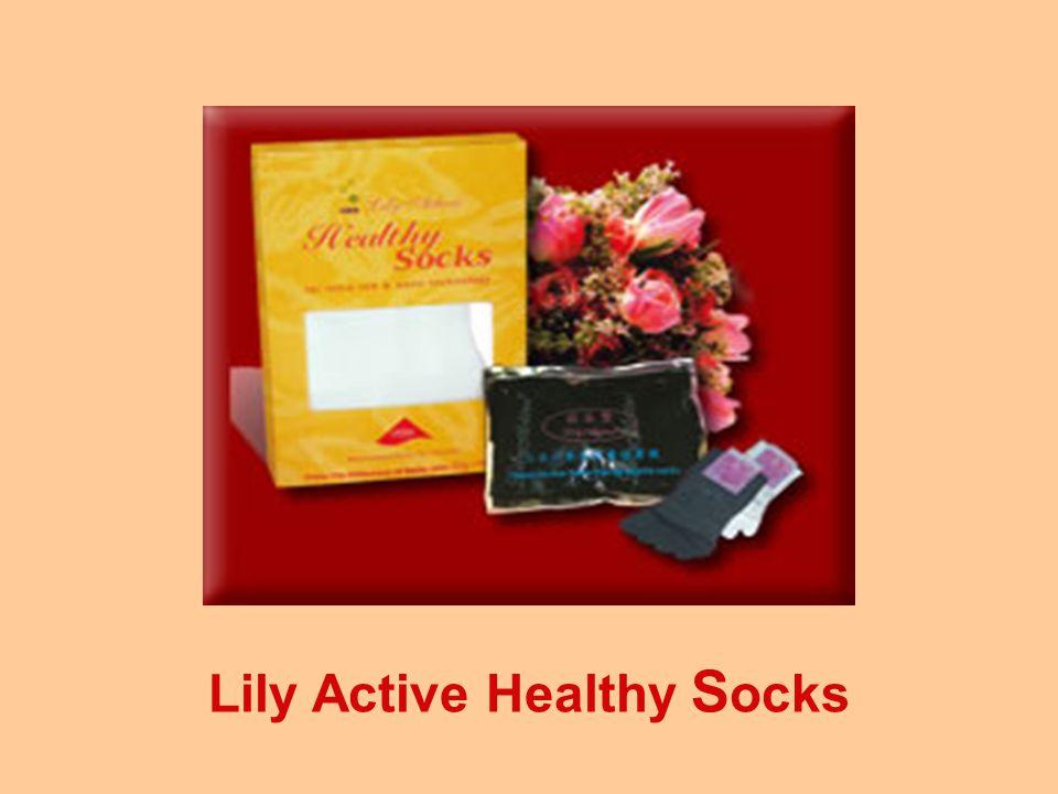 Lily Active Healthy S ocks