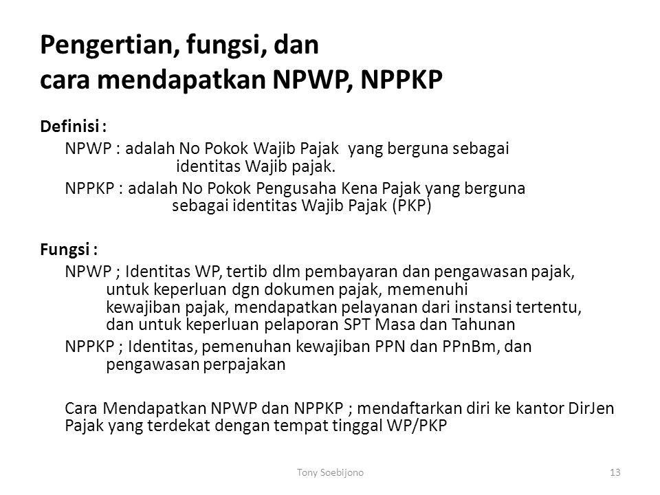 Kesalahan Disengaja – Tidak mendaftarkan diri, atau menyalahgunakan NPWP; atau – Tidak menyampaikan SPT; atau – Menyampaikan SPT dan atau keterangan y