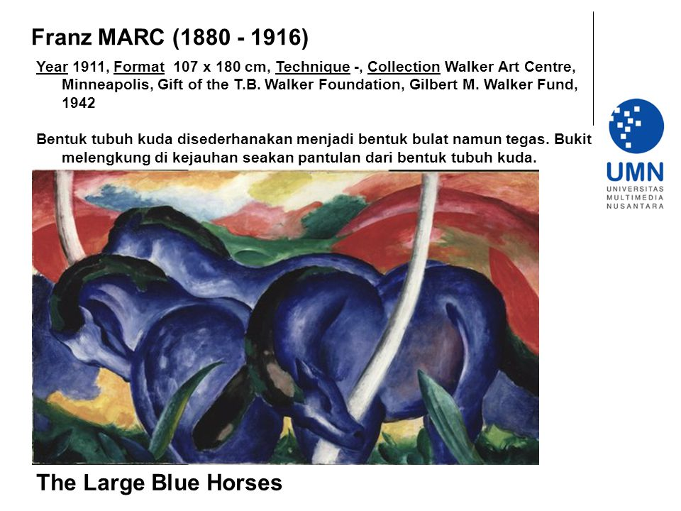 Year 1911, Format 107 x 180 cm, Technique -, Collection Walker Art Centre, Minneapolis, Gift of the T.B. Walker Foundation, Gilbert M. Walker Fund, 19