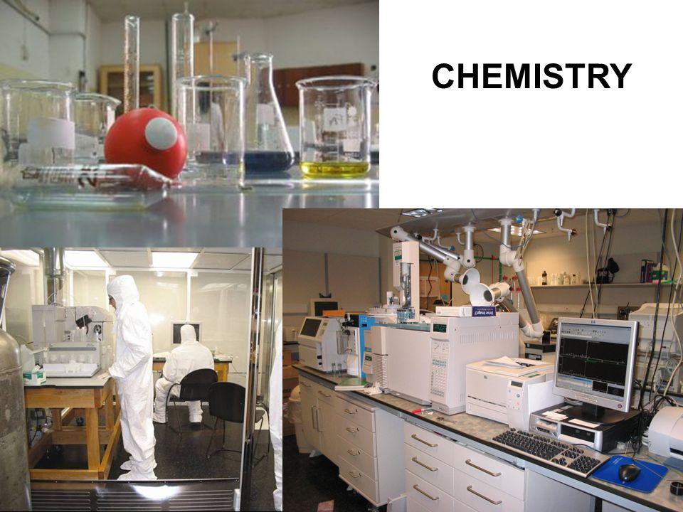 gas chromatograph / mass spectrometer