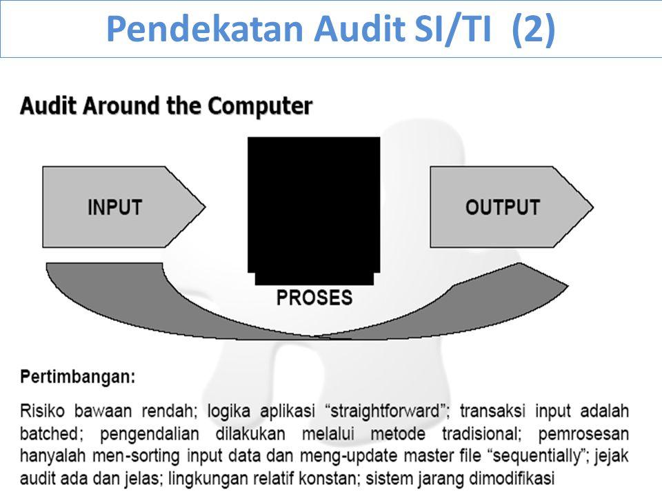 29 Pendekatan Audit SI/TI (2)
