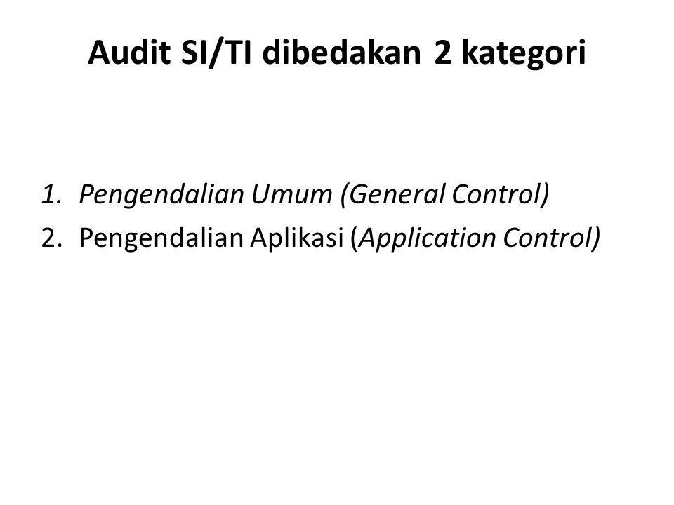 30 Pendekatan Audit SI/TI (3)