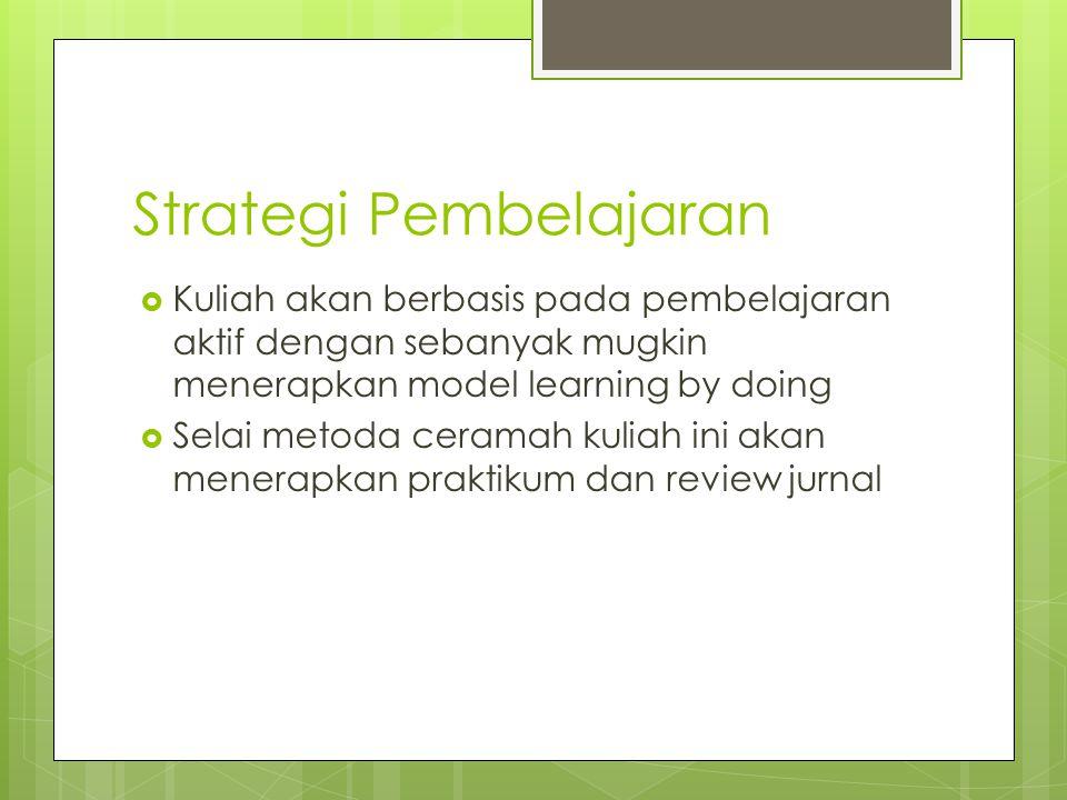 Bentuk Tugas, Praktikum dan Luaran  Praktikum (2 minggu sebelum UAS) 1.