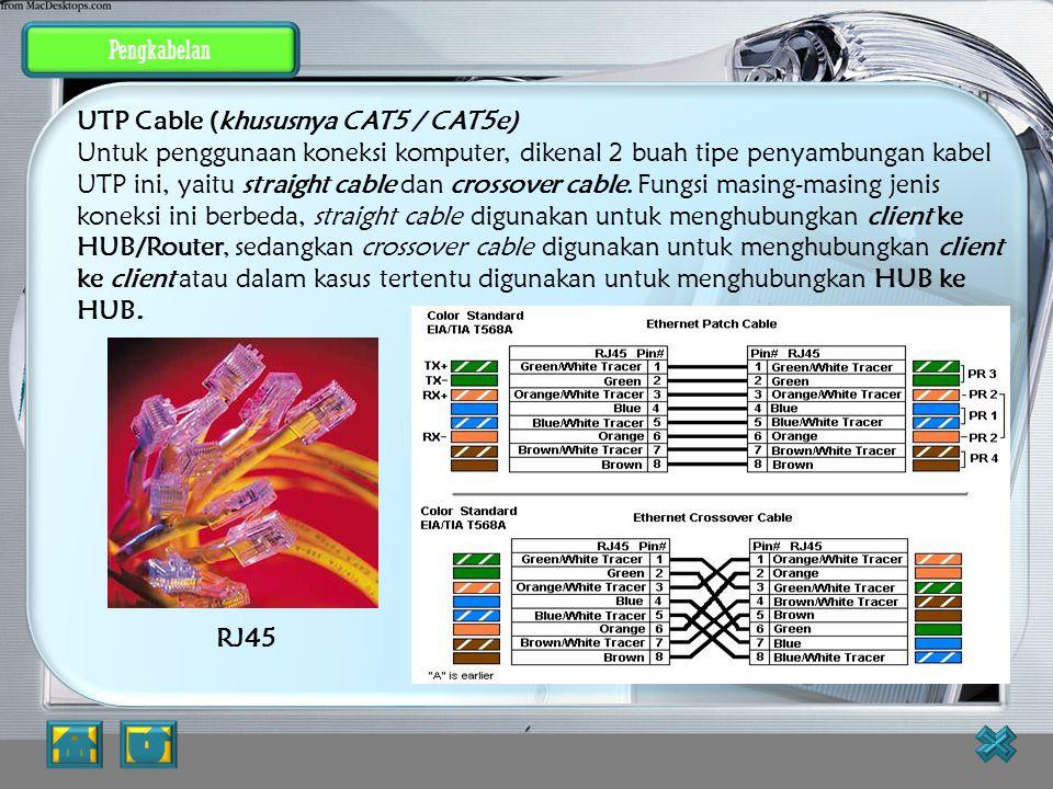 Network Internet Card (NIC) Berdasarkan tipe bus, ada beberapa tipe network interface card (nic) atau network card, yaitu ISA dan PCI. Saat ini jenis