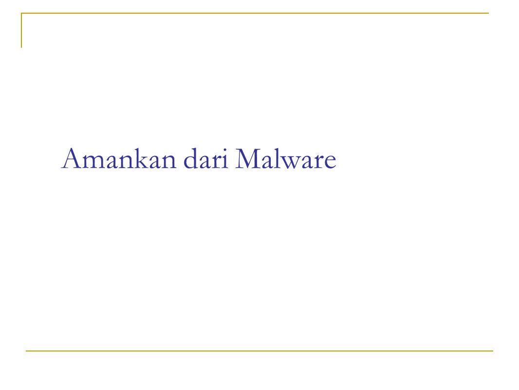 Malware Virus Worm Trojan horse Spyware On email server :  Spamassassin, ClamAV, Amavis On Proxy server  Content filter using squidguard