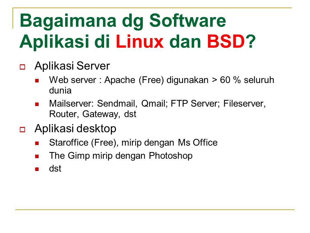 Desktop : KDE