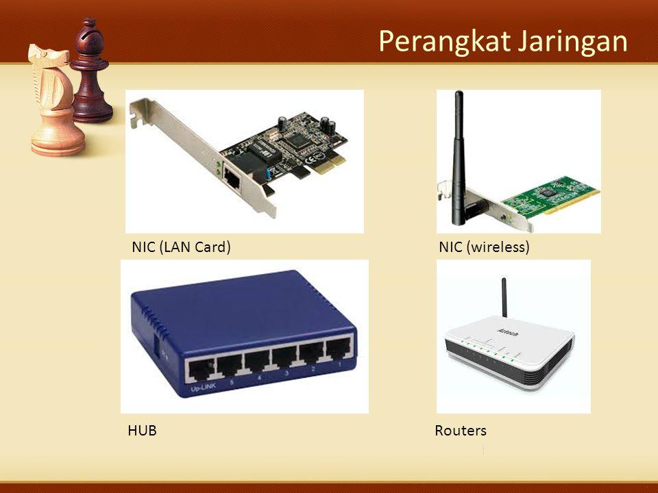 Media Jaringan Media yang sering digunakan : Kabel & Wireless  ??? Kabel KoaksialKabel UTP (LAN)