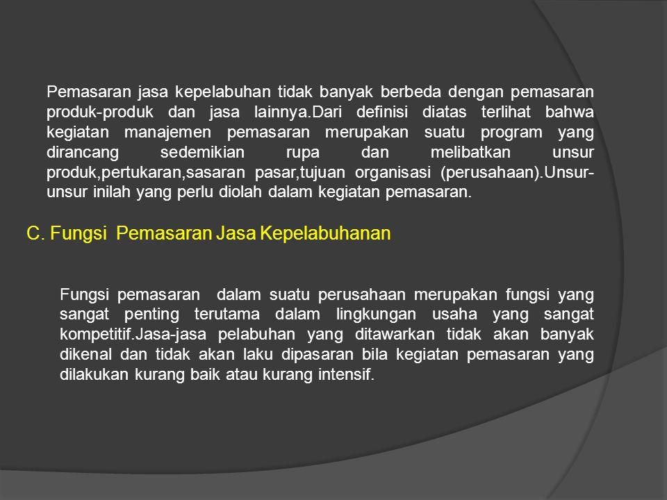 STUDI KASUS 1.Ada 3 ( tiga ) unit kapal, yang akan melakukan kegiatan muat bongkar di pelabuhan Indonesia, sebagai petugas di bidang pemasaran pada perusahaan dimana Saudara bekerja diminta menghitung penanganan yang paling efektif dan efisisen untuk ditawarkan/dipasarkan menangani cargo handling kapal-kapal tersebut ditinjau dari aspek biaya dan waktu.