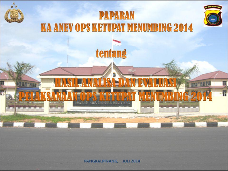 PANGKALPINANG, JULI 2014