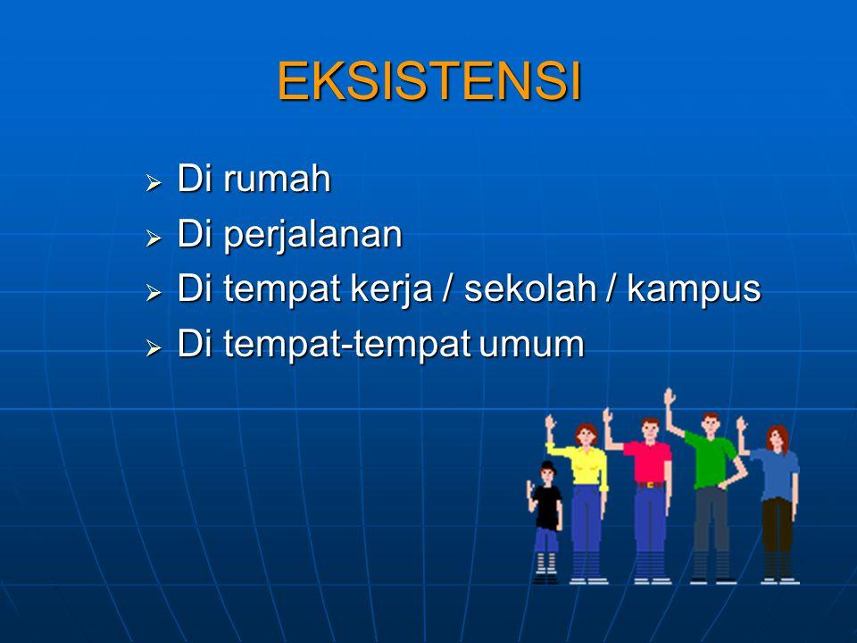 IDENTIFIKASI AREA STUDI 1.