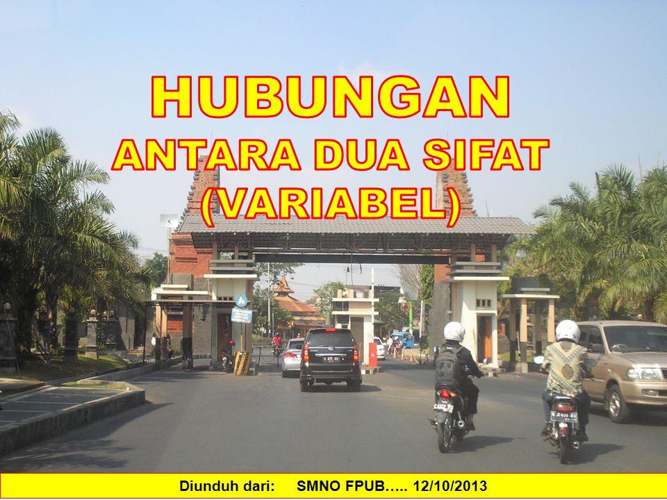 Diunduh dari: SMNO FPUB….. 12/10/2013