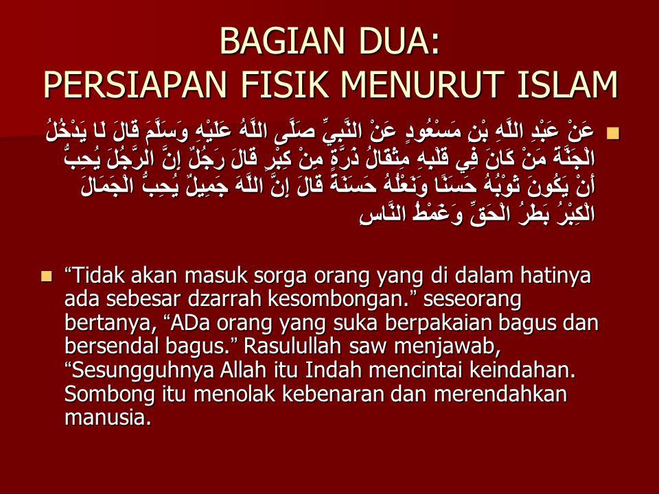 SIKAP DAN AJARAN ISLAM TENTANG GHARIZAH Islam memandang gharizah sebagai fasilitasi kehidupan Islam tidak membunuh gharizah Islam mengarahkan gharizah