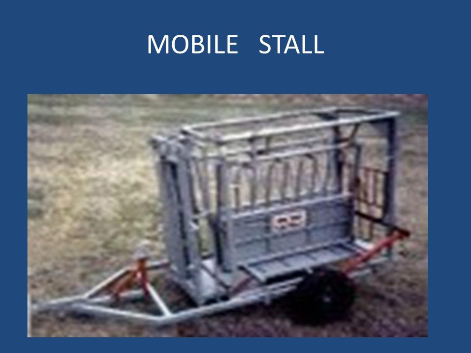 MOBILE STALL