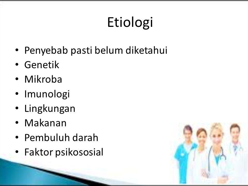 Prognosis Telah menjalani terapi bedah → 15 – 30%.
