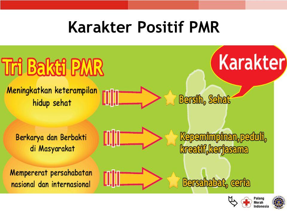  Karakter Positif PMR