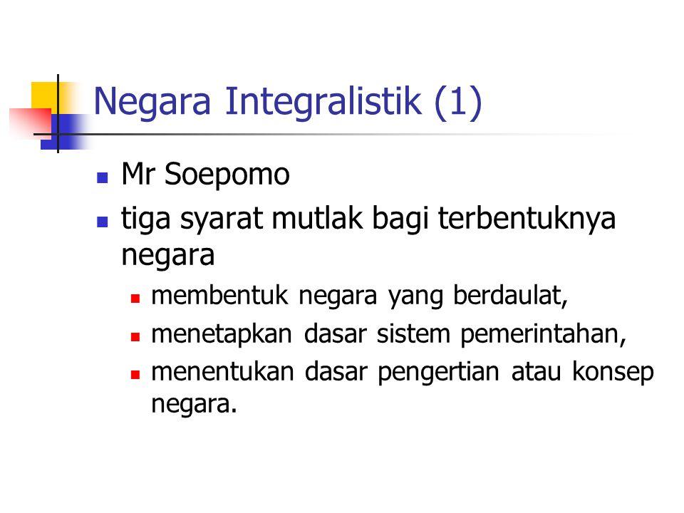 Ketahanan Nasional (2) Perwujudan dari ketahanan nasional Indonesia oleh Lemhanas merincinya ke dalam Asta Gatra terbagi dalam dua aspek yaitu Tri Gatra dan Panca Gatra : Tri Gatra meliputi aspek alamiah terdiri dari : Posisi dan lokasi geografi negara.
