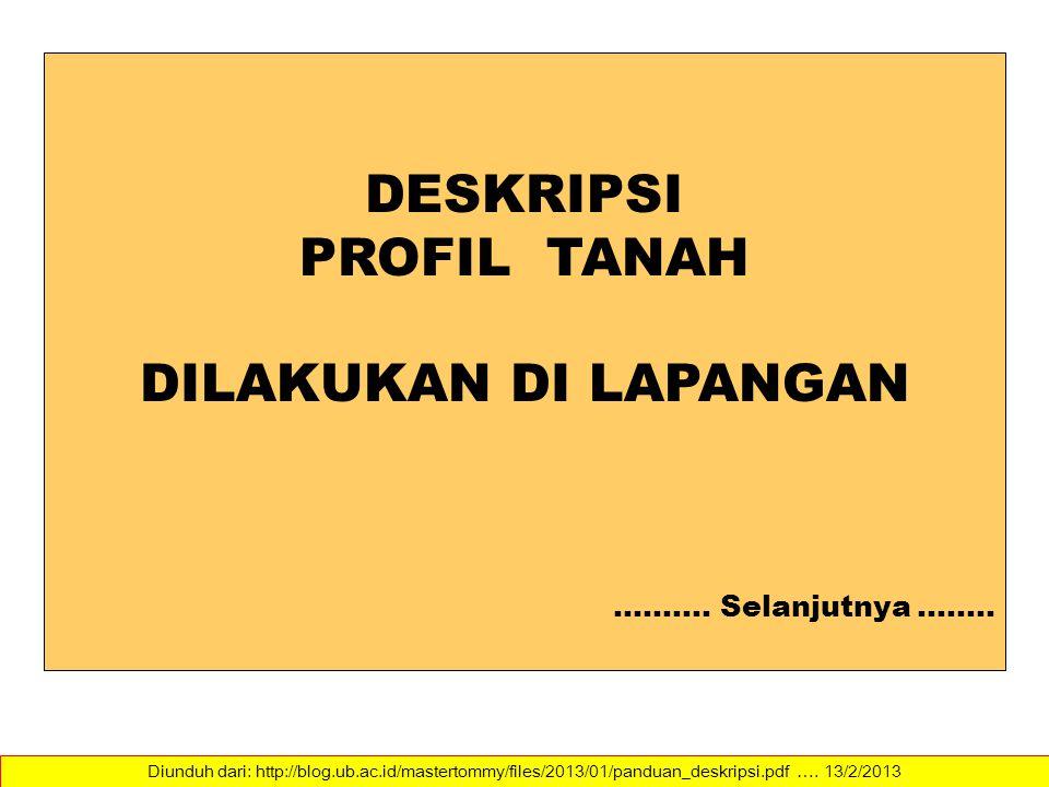 Diunduh dari: http://blog.ub.ac.id/mastertommy/files/2013/01/panduan_deskripsi.pdf ….