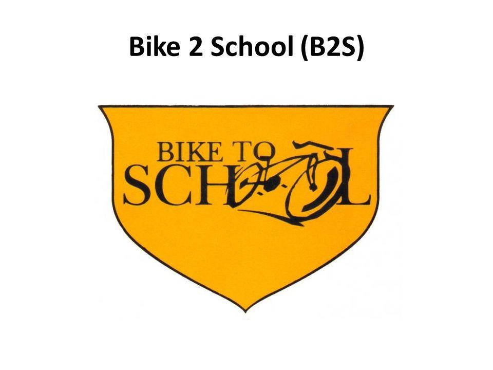 Arti, Visi & Misi dari Bike 2 School Arti: Komunitas pelajar yg menggunakan sepeda sebagai alat transportasi dari rumah ke sekolah dan sebaliknya.