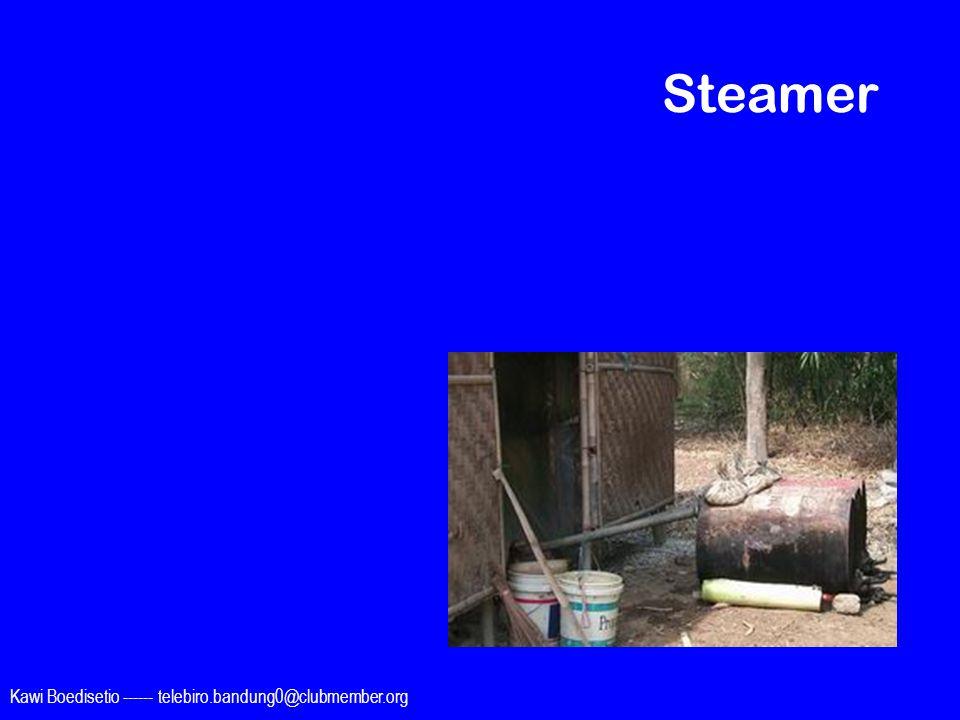 Kawi Boedisetio ------ telebiro.bandung0@clubmember.org Steamer
