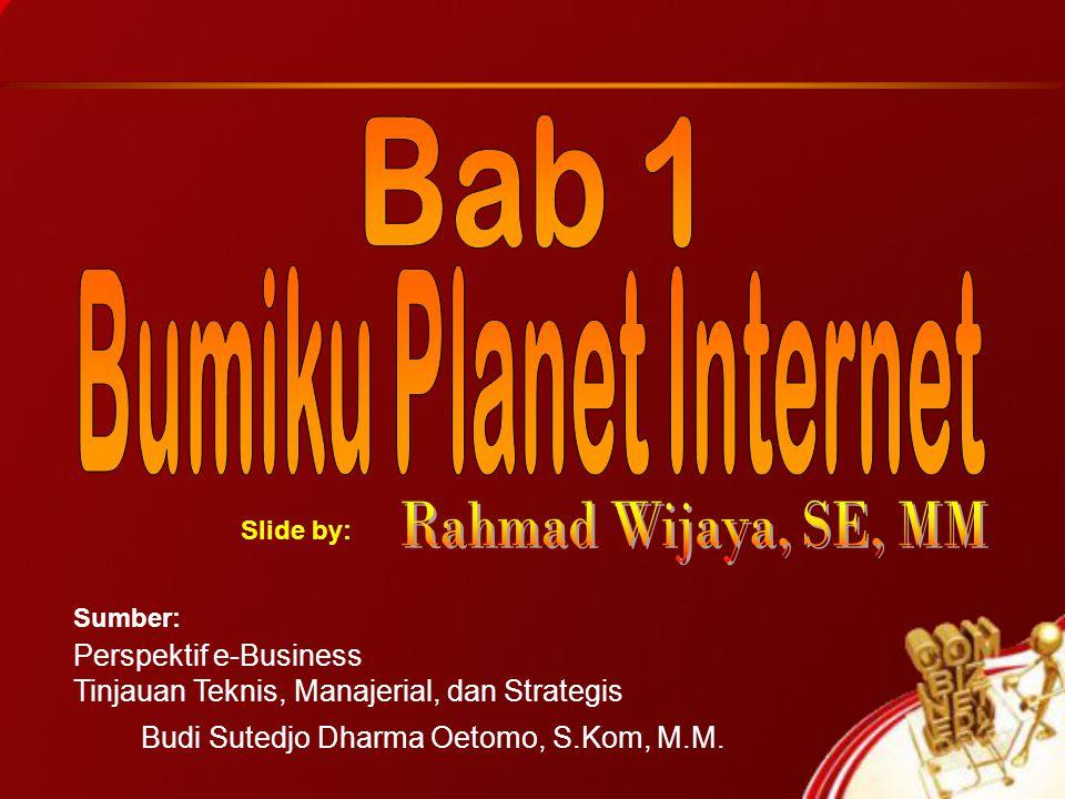 Bahasan Bab 1 Desa Global Popularitas Internet Pengguna Internet Bisnis Menghubungkan diri ke Internet Kelemahan Internet Kesalahpahaman thp peran Internet