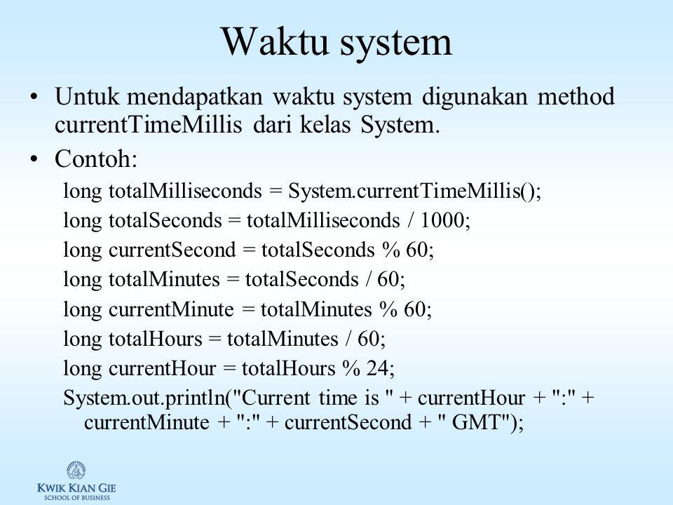 Ilustrasi perhitungan aritmatik