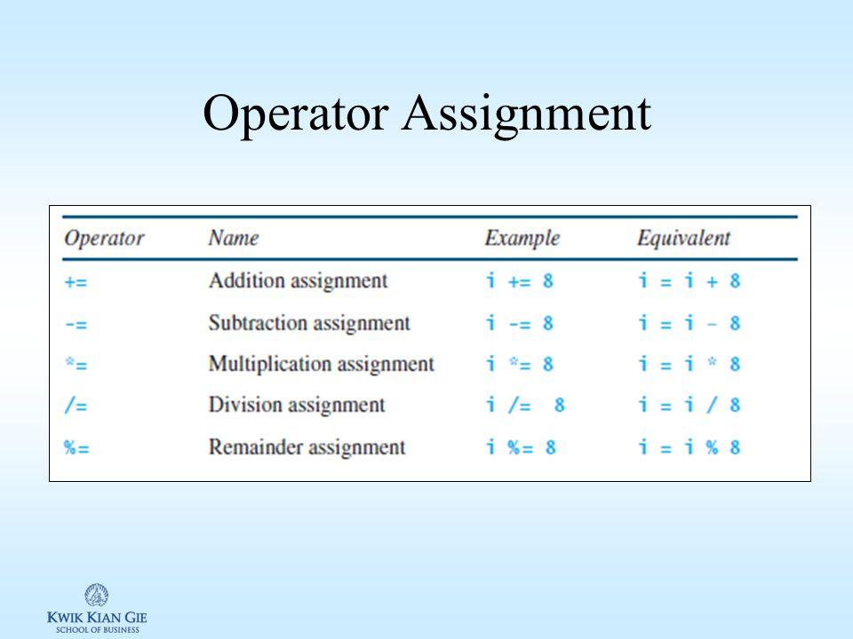 Waktu system Untuk mendapatkan waktu system digunakan method currentTimeMillis dari kelas System. Contoh: long totalMilliseconds = System.currentTimeM