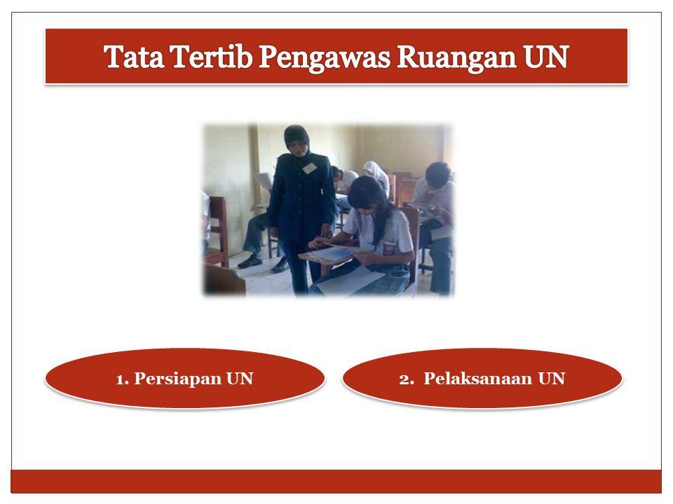 1.Persiapan UN a.
