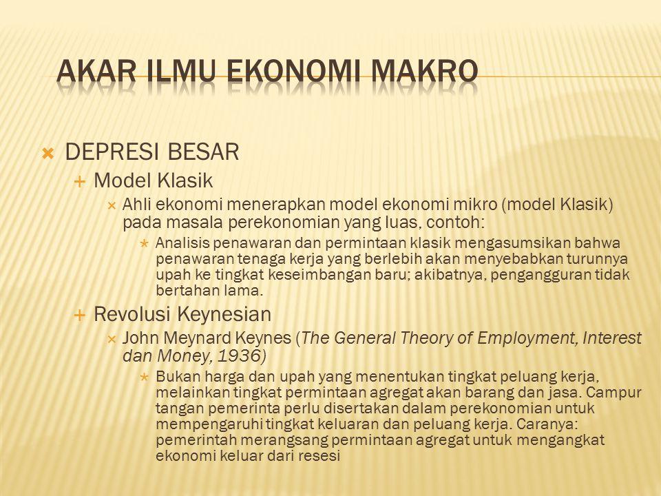  Pengertian Pengangguran : - Seseorang yang tergolong angkatan kerja ingin mendapatkan pekerjaan tetapi belum dapat memperolehnya.