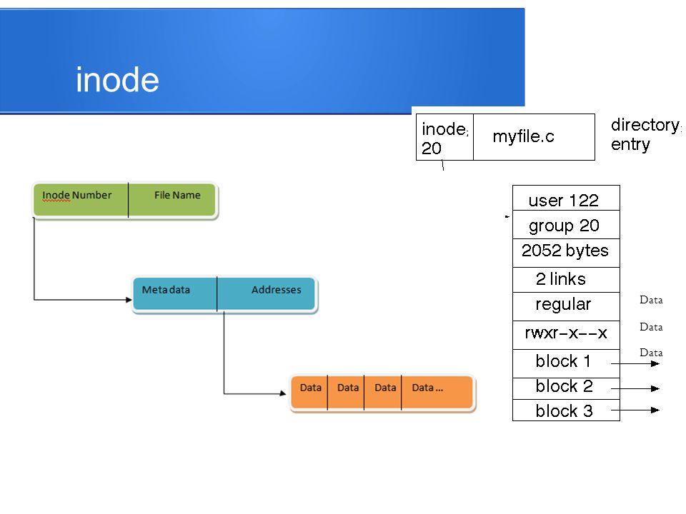 Volume ● Volume atau logical drive adalah single accessible storage area dengan sebuah file system tunggal ● Umumbnya (tidak selalu) berada pada partisi tunggal dari harddisk.