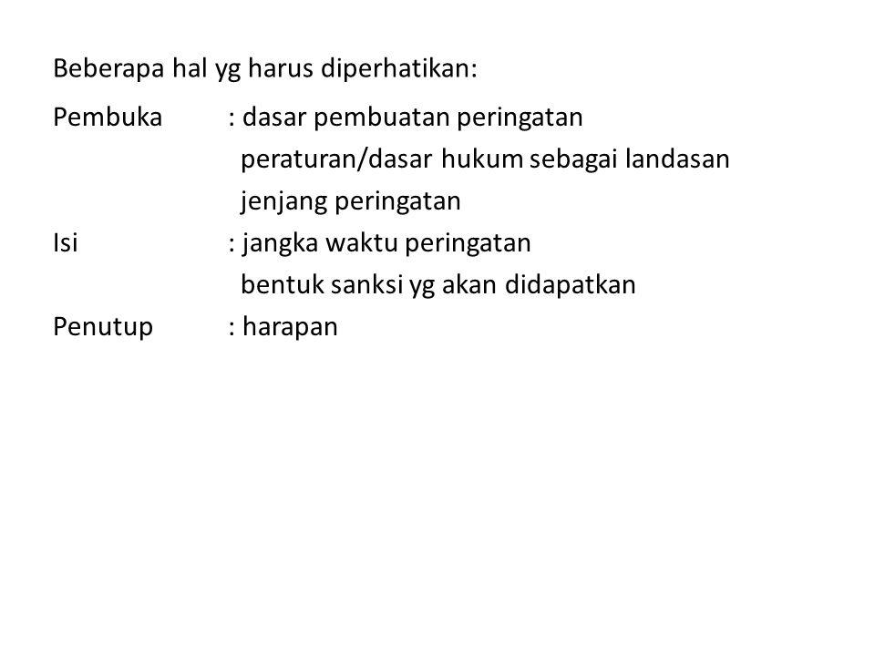 4.Syarat- syarat kerja yg memuat hak dan kewajiban pekerja 5.