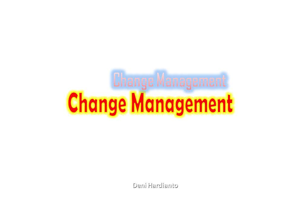 Perubahan Gagal Perubahan Sukses