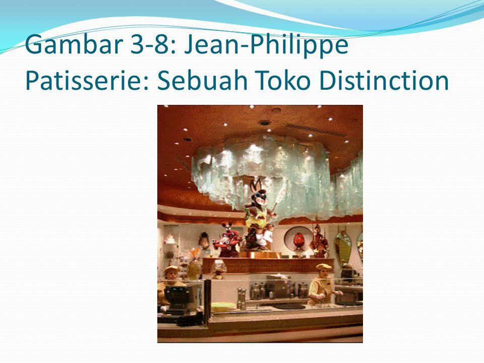Gambar 3-8: Jean-Philippe Patisserie: Sebuah Toko Distinction