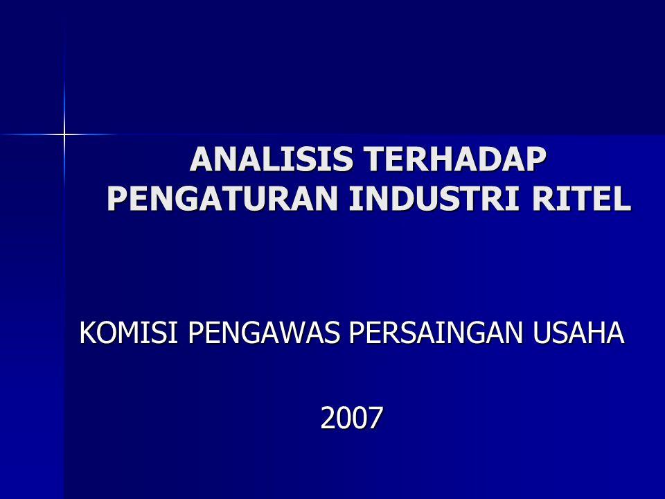 Permasalahan Industri Ritel Indonesia Peritel VS Pembeli Peritel VS Pembeli –Pembeli memperhatikan beberapa atribut pasar ritel : keamanan, fasilitas, harga, kebersihan dan kelengkapan barang serta keragaman barang yang dijual.